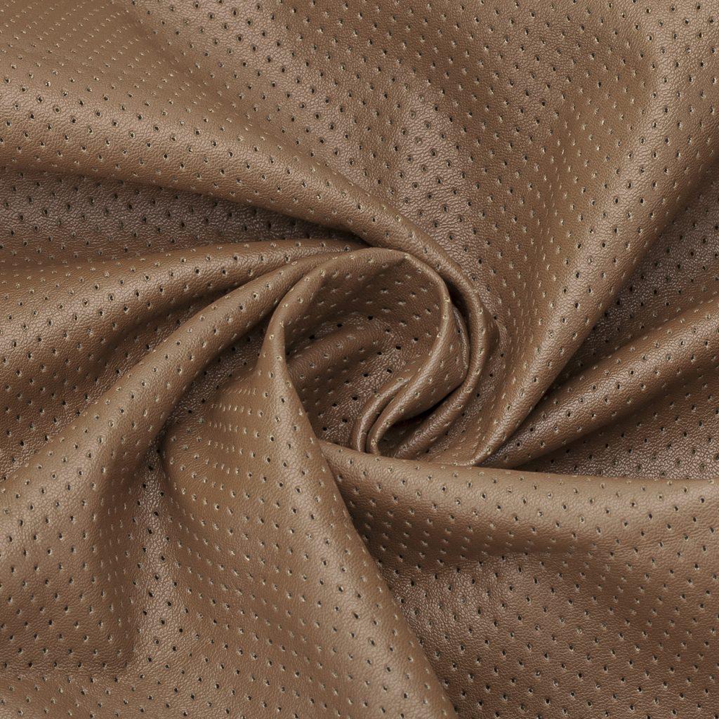 Faux Fur & PU Fabrics