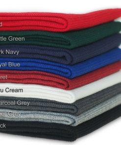 Knit Rib Cuff Waistband Stretch Fabric Trimming,Ribbing Trim Apparel Garments