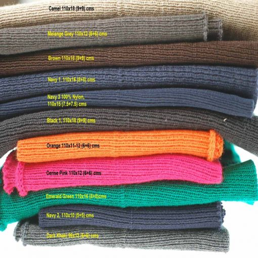 Knitted Waistband Rib Fabric, Stretch Material, 11 New Colours by the Metre Knit