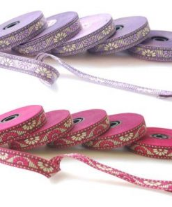 Neotrim Decorative Aztec Ribbon for Crafts & Card making By the Yard & Wholesale