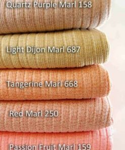 Neotrims Knitted Marl Photographic Backdrop Fabric,Ottoman Stretch Rib Material
